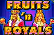 Автоматы от Вулкан 24 - Fruits and Royals