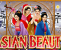 Автомат Asian Beauty на зеркале Вулкан